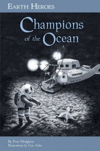 Earth Heroes Champions of the Ocean