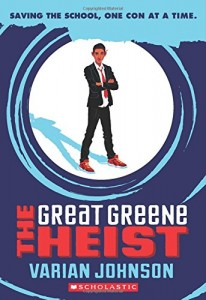 Great Greene Heist